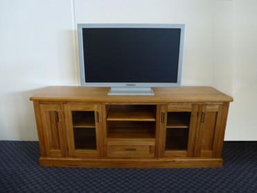 Ash 1900mm Tv Unit