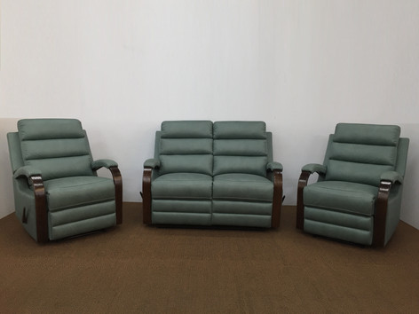 Albert 2 Seater with Recliners Plus 2 Re