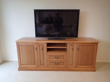Ash 2000mm Tv Unit To Order