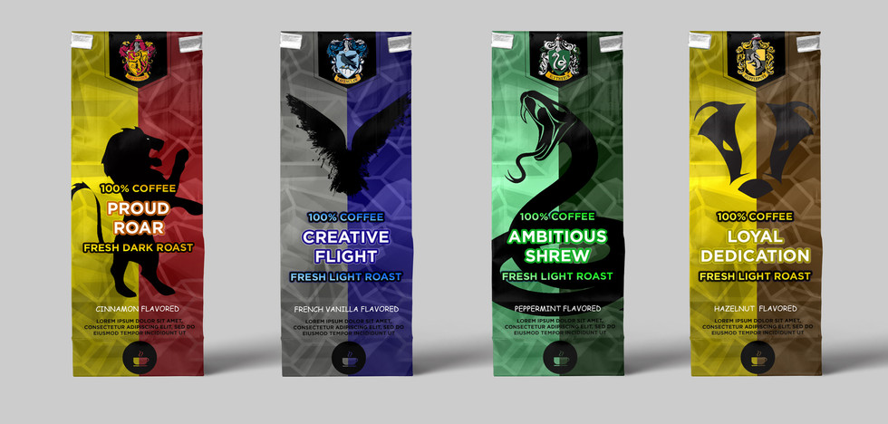 HP Coffee Bags