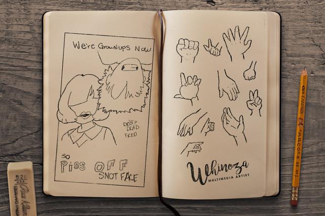 Sketch Book Drawngs