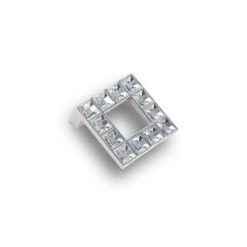 Ручка-кнопка с кристаллами ACR17
