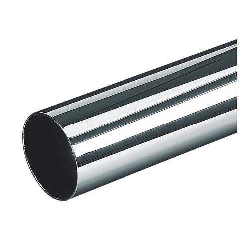 Труба D25 хром