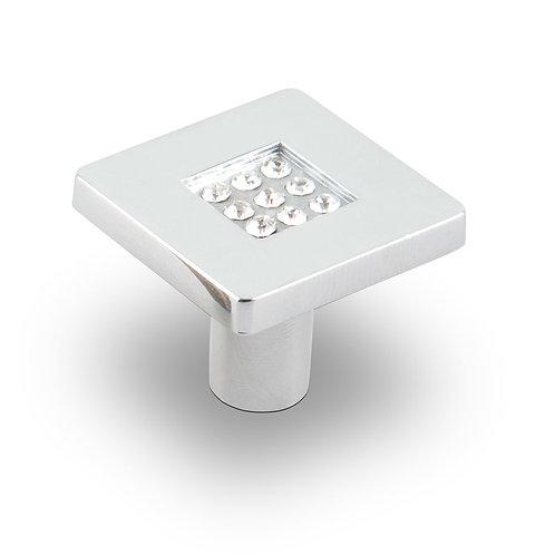 Ручка-кнопка с кристаллами CRL03
