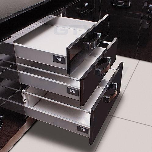 Modern Box \ серый от 350 мм - 500 мм \ высокий