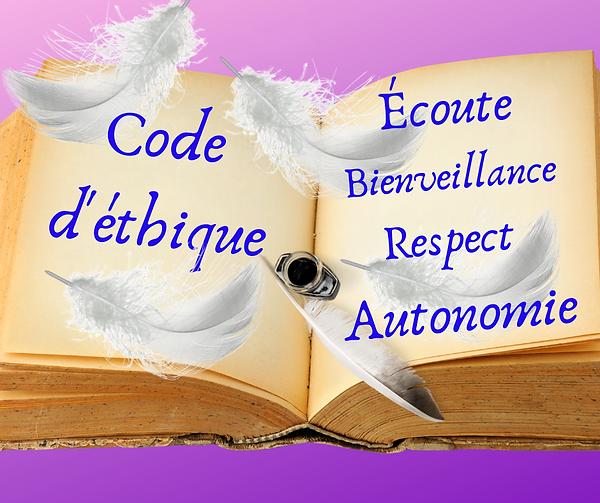 Code d'Ethique accompagnement Etoiles De