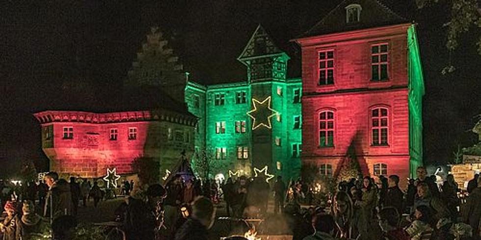 Winterzeit Schloss Eyrichshof