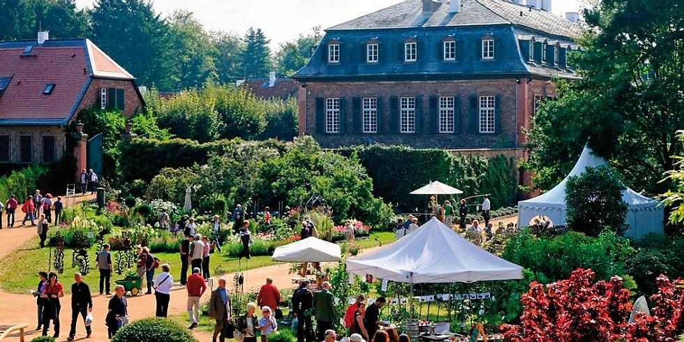 Fürstliches Gartenfest Schloss Wolfsgarten