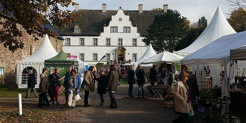Herbstcocktail Schloss Wehrden