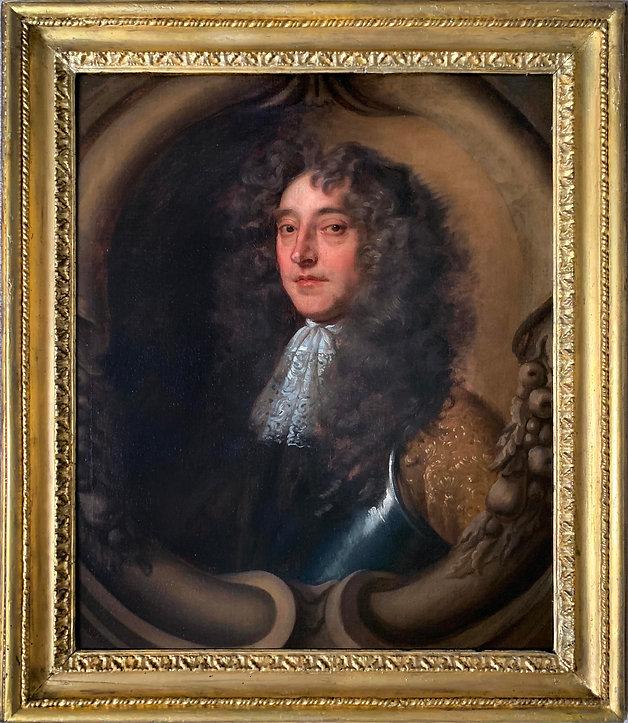 Sir Peter Lely - George Villier, Viscoun