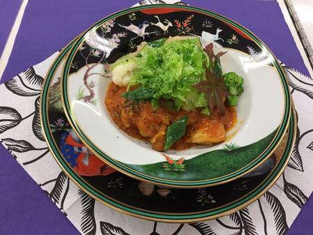 横浜市立緑園西小学校のPTA食育講習会