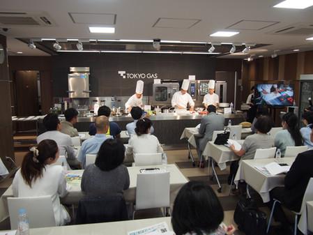 東京ガス「厨BO! YOKOHAMA」で横浜野菜地産地消セミナー!