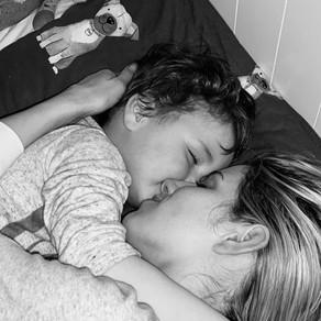 A Boy Will Always Need His Mum