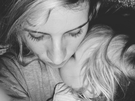 Motherhood is a blessing, but I'm tired