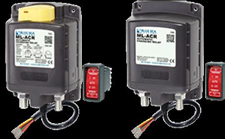 Battery Isolators, Separators, Switches & More