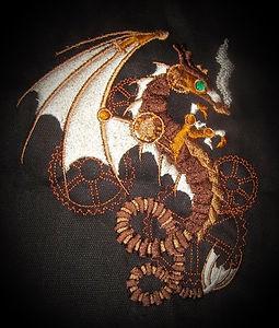 Sci Fi Dragon