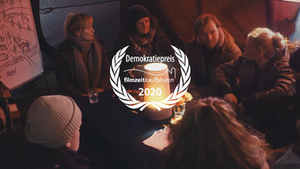 EIGENBEDARF: gewinnt den Demokratiepreis!