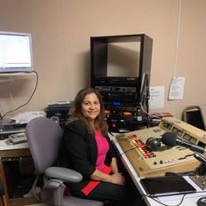 Mumtaz at Radio Station