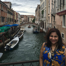 At Venice, Italy.