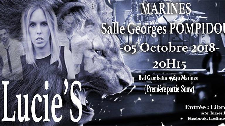 Lucie'S @ Marines : Octobre sur les Planches !