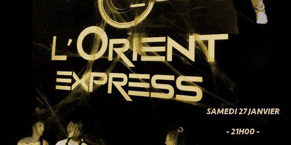 Lucie'S @ L'Orient Express