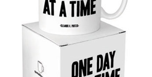 Quotable One Day Mug