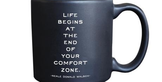 Quotable Espresso Mug Life