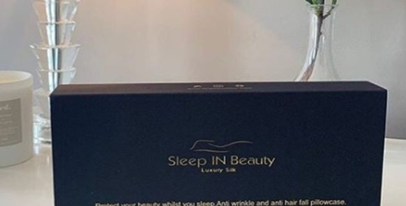 Sleep IN Beauty Silk Pillowcase