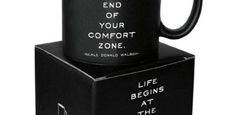 Quotable Life Begins At Mug