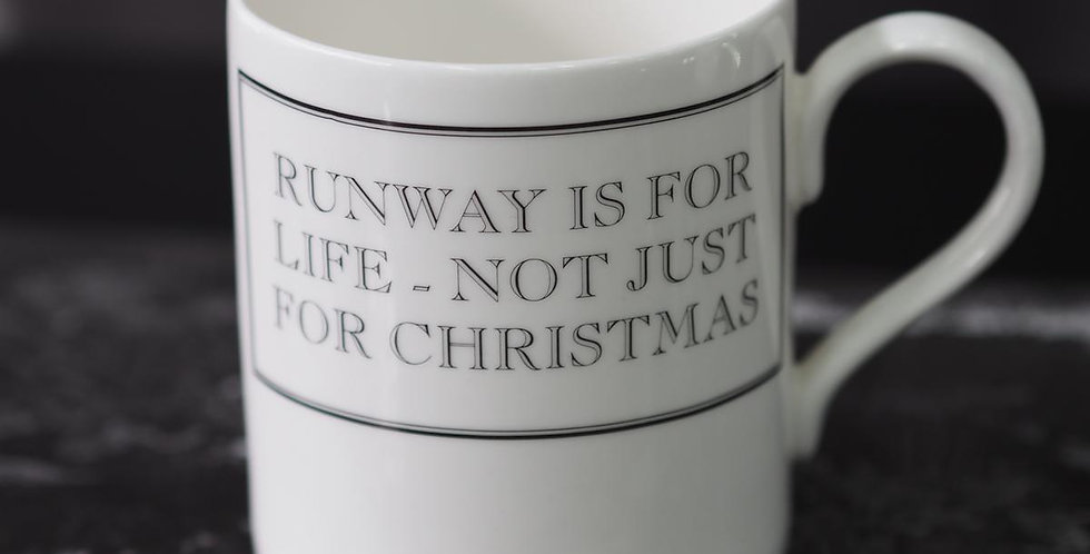 RUNWAY Is For LIFE Cup