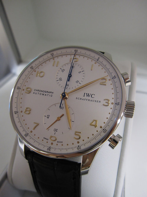 IWC PORTUGUESE AUTOMATIC CHRONOGRAPH - IW371445