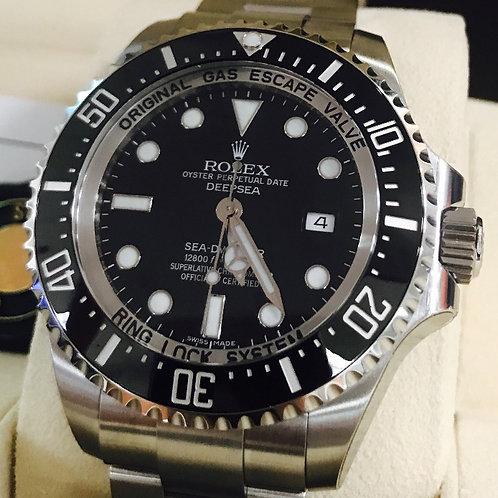 ROLEX DEEPSEA 116660 -BK DIAL