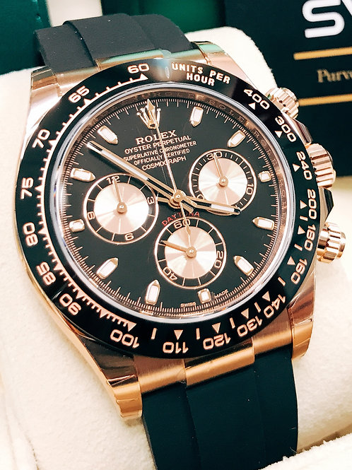ROLEX THE COSMOGRAPH DAYTONA - 116515LN
