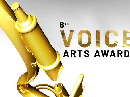 Two Nominations at the SOVAS 2021!