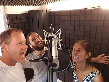 Missing recording with my friends