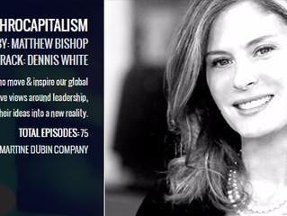 Liz Luckett Interviewed by Economist TV