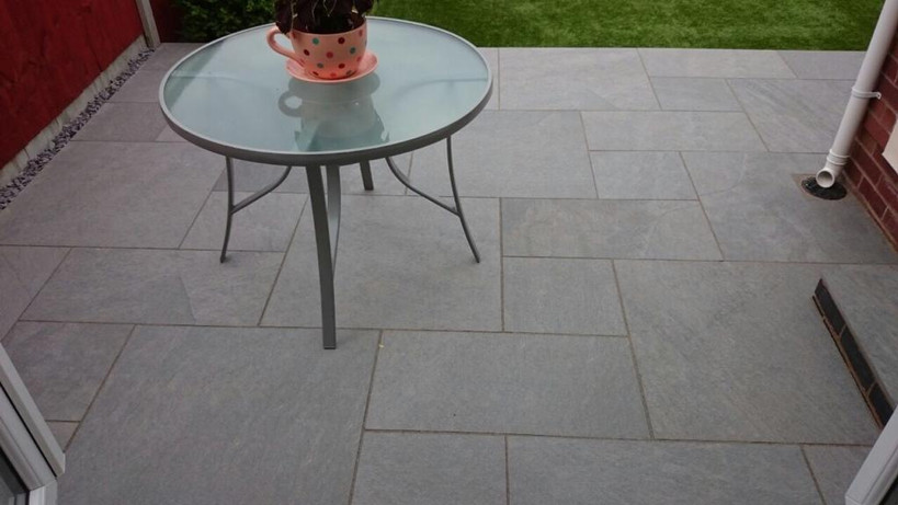 Vitrified Paving 18
