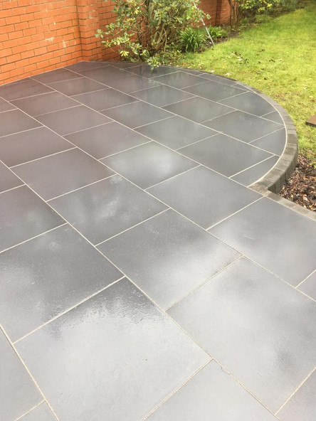 Vitrified Paving 11