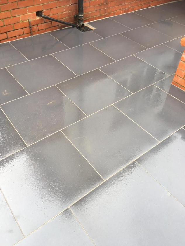 Vitrified Paving 3