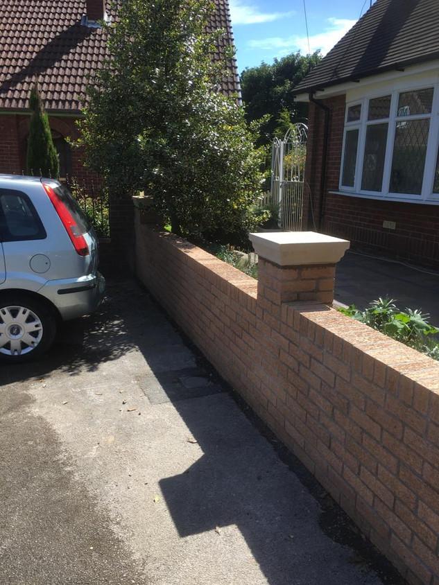 Garden walls 11