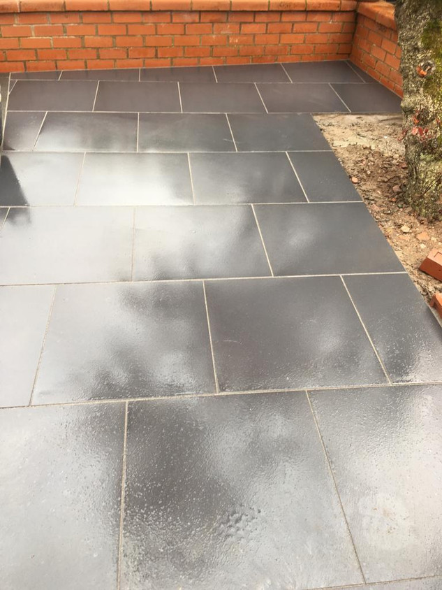 Vitrified Paving 5