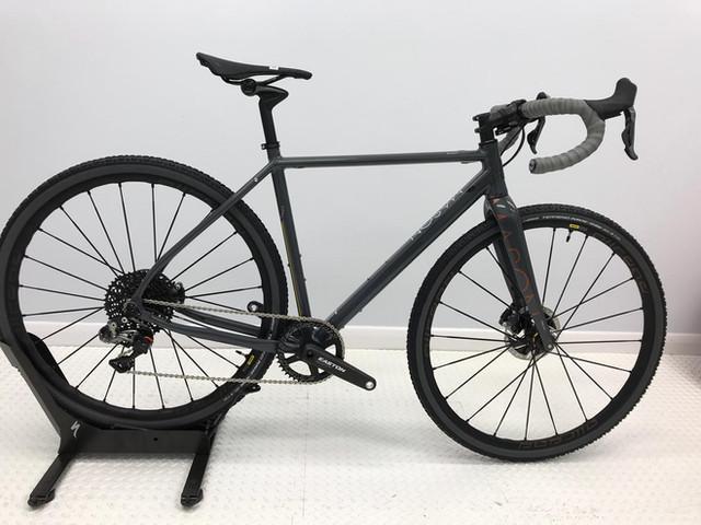 MASON Gravel Bike Build