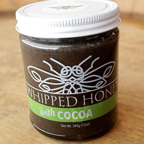 Cocoa Whipped Honey  | One Size - 12oz