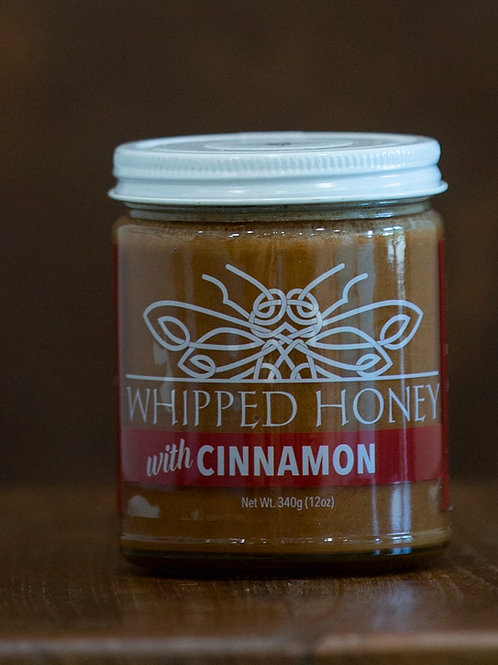 Cinnamon Whipped Honey | One Size - 12oz