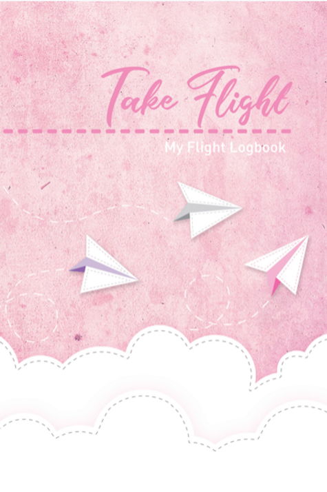 Thinktank Flight Logbook (Pink)