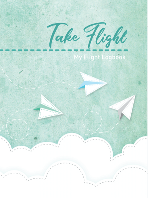 Thinktank Flight Logbook (Blue)