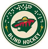 MN Wild Blind Hockey Logo