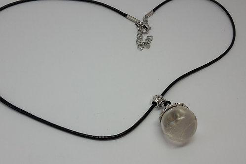 Halskette Pusteblume Ballchen
