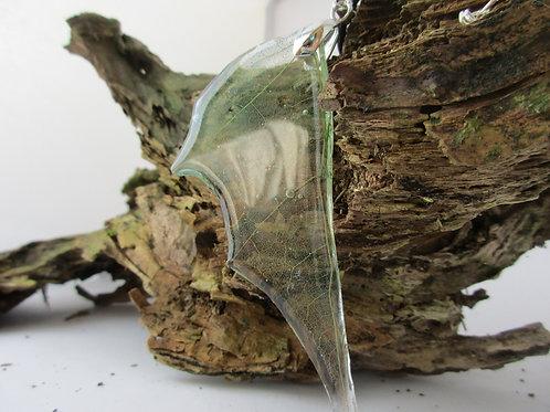 Halskette Schleirblatt