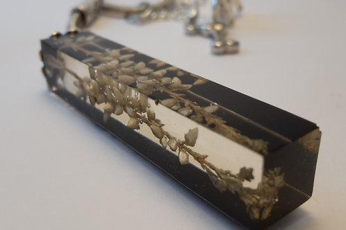 Schlüsselanhänger schwarz, Hund